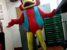 Red Robin Halloween Costume Red Robin Bird Dancing