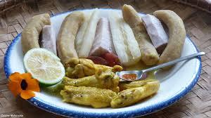 mayotte cuisine bata bata et ailes de poulet au curcuma matavy cuisine mahoraise