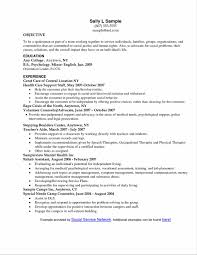 Resume Examples Internship Social Work Resumes And Cover Letters Gallery Cover Letter Ideas