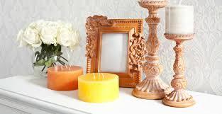 porta candele portacandele in feltro dettagli caldi e di stile dalani e ora