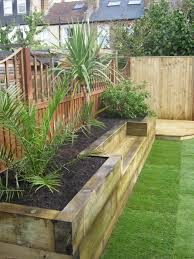 how to build a raised flower bed gardens and landscapings decoration
