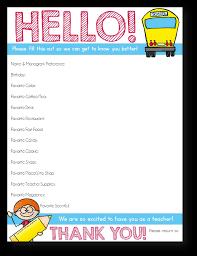 best 25 teacher favorites printable ideas on pinterest kids