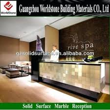 Spa Reception Desk Spa Reception Desk Spa Led Reception Front Desk Table Counter Spa