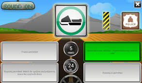 class 7 alberta driving test android apps on google play
