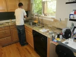 Kitchen Countertops And Backsplash Ideas Innovative New Venetian Gold Granite Backsplash 23 New Venetian