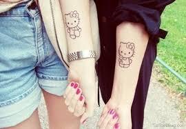 12 naughty cartoon tattoos on wrist