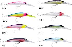 rapala lures rapala xrap single hook xrmags20 fishing lure 20 size