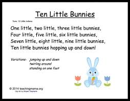 easter plays for children 5 bunny chants for preschoolers songs easter and preschool songs