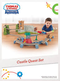 fisher price train table your little engineer can help thomas navigate the crumbling castle