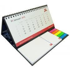chevalet de bureau personnalisé calendrier chevalet rigide repositionnables publicitaire objets