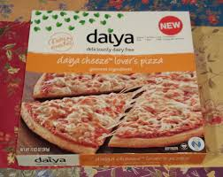 daiya cheeze lover u0027s pizza a pizza of daiya u0027s own the dairy