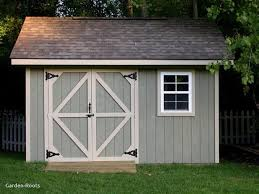 elegant designs for garden shed doors garden design