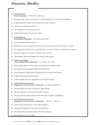 Sample Brand Ambassador Resume Resume 3