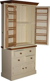 Free Standing Kitchen Pantry Furniture Freestanding Pine Kitchen Cabinets Leandrocortese Info