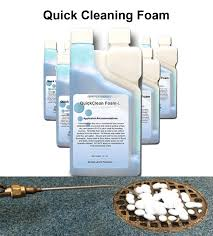 6 Floor Drain by Quick Cleaning Drain Foam 6 Bottles To Fight Fruit Flies