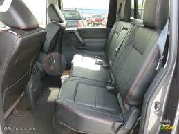 nissan titan pro 4x 2015 2012 nissan titan pro 4x crew cab 4x4 interior photo 63681186