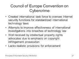 Council Of Europe Convention On Cybercrime Budapest Council Of Europe Convention On Cybercrime Summary 100 Images
