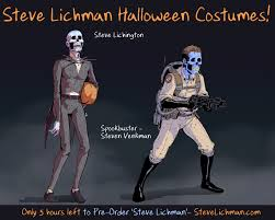 steve lichman halloween costumes 3 by daverapoza on deviantart