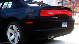 police charger lc police stealth dodge charger els v8 5 vehicle models