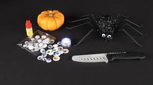 led pumpkin tea lights diy halloween crafts using led tea lights super bright leds