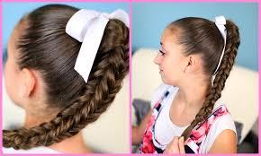 box 4 sided fishtail braid cute braid ideas cute girls