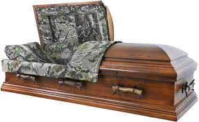 caskets prices best price caskets 7896x camo casket rustic hickory br