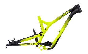commencal dh supreme commencal 2016 frame supreme dh yellow 2016