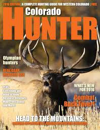 colorado hunter 2016 by steamboat pilot u0026 today issuu