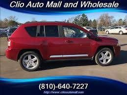 jeep compass limited red jeep compass clio 68 jeep compass used cars in clio mitula cars