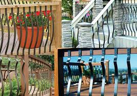 astonishing metal deck balusters 68 with additional home wallpaper