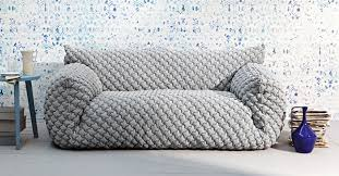 goose down u0026 quilted sofa yanko design