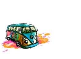 volkswagen van background hippie van by zbassartz on deviantart