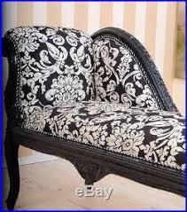 canapé récamier récamier nostalgique canapé baroque style chaises longues
