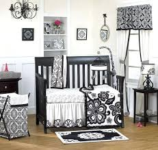 White Nursery Bedding Sets Black And White Baby Bedding Black White Nursery Bedding Sets