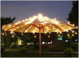 Patio Umbrella String Lights Solar Patio String Umbrella Lights Awesome 27 Wonderful Patio