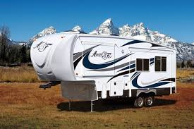 arctic fox fifth wheel rv life