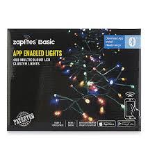 Led Cluster Lights Indoor Lights App Enabled Multi Coloured Led Lights 480