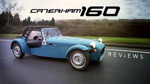 caterham the puny caterham 160 proves that big power is overrated youtube