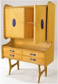 Break Front Cabinet Italian Breakfront Cabinet Mid Century Modern For Sale Antiques