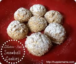 gluten free u0026 egg free snowball cookies my original recipes