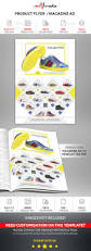 product flyer magazine ad encarte