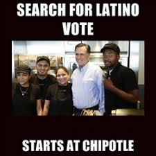 Hispanic Memes - hispanic meme romney the latino vote