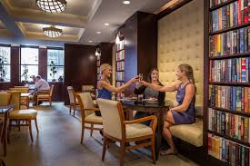 Bookshelves Nyc by The Hotel Library New York In Photos Best Boutique Hotel Nyc