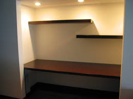 Floating Desk Diy How To Build A Floating Desk Home Interiror And Exteriro Design