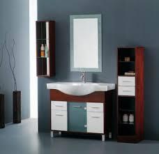 Cabinets For Small Bathrooms Zampco - Bathroom cabinet design ideas