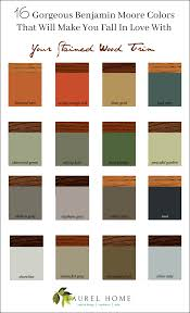 what paint color goes best with cherry wood cabinets the stained wood trim stays 16 wall colors to make it sing