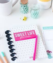 the sweet life planner is here i heart planners