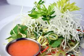 on the menu chinese celery salad