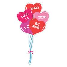heart balloons silhouette design store view design 240562 heart balloons