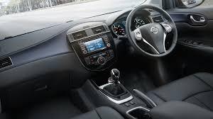 hatchback cars interior design nissan pulsar hatchback family car nissan
